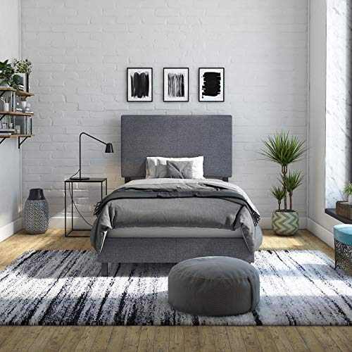 Janford Chic Upholstered Bed