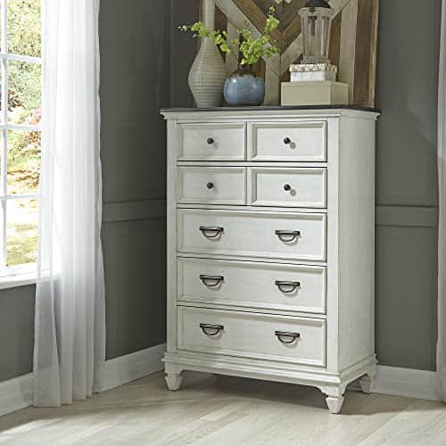 Liberty Furniture Industries Allyson Park 5 Drawer Chest