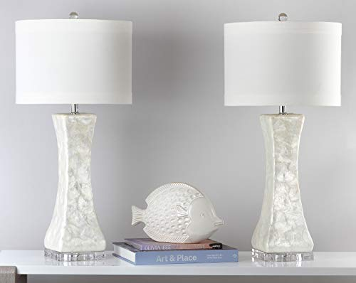 Safavieh Lighting Collection Shelley Concave Table Lamp