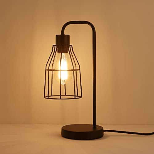 ZZ Joakoah Industrial Table Lamp