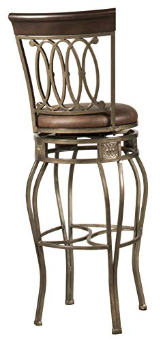 Hillsdale Montello 32 Inch Swivel Bar Stool