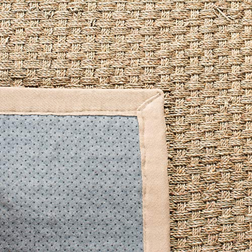 Safavieh Natural Fiber Basketweave Summer Seagrass Area Rug (10' x 14')