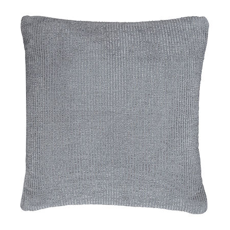 Signature Design by Ashley Larae Square Throw Pillow, One Size , Gray