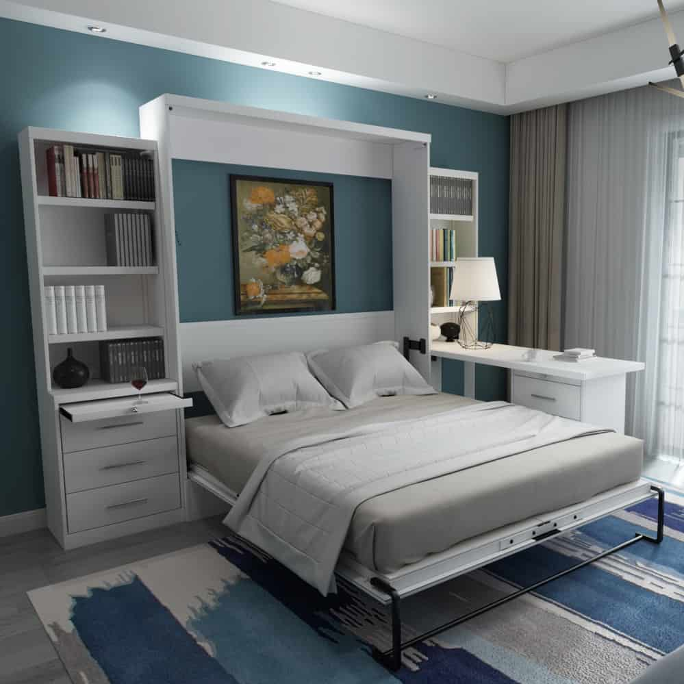 Murphy Beds in Bedroom Furniture